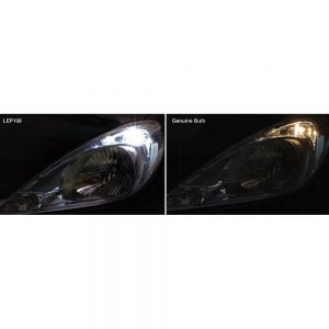 LED POSITION 200LM 6600K T10 TWIN PACK