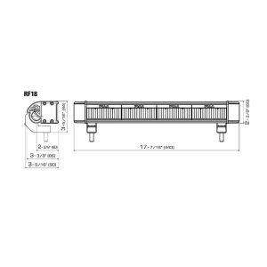 RF10 LED Light Bar